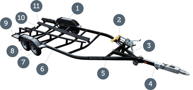 four winns parts diagram
